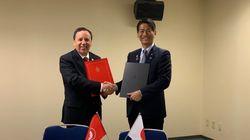 Le Japon accorde une aide financière à la Tunisie pour l'installation d'un système de