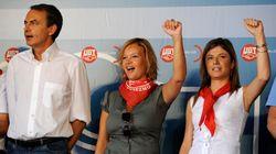 Zapatero agradece los apoyos ante la andanada
