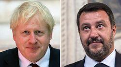 Johnson e Salvini, quando metti il popolo contro il