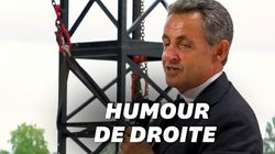 Au Medef, Nicolas Sarkozy raille Greta