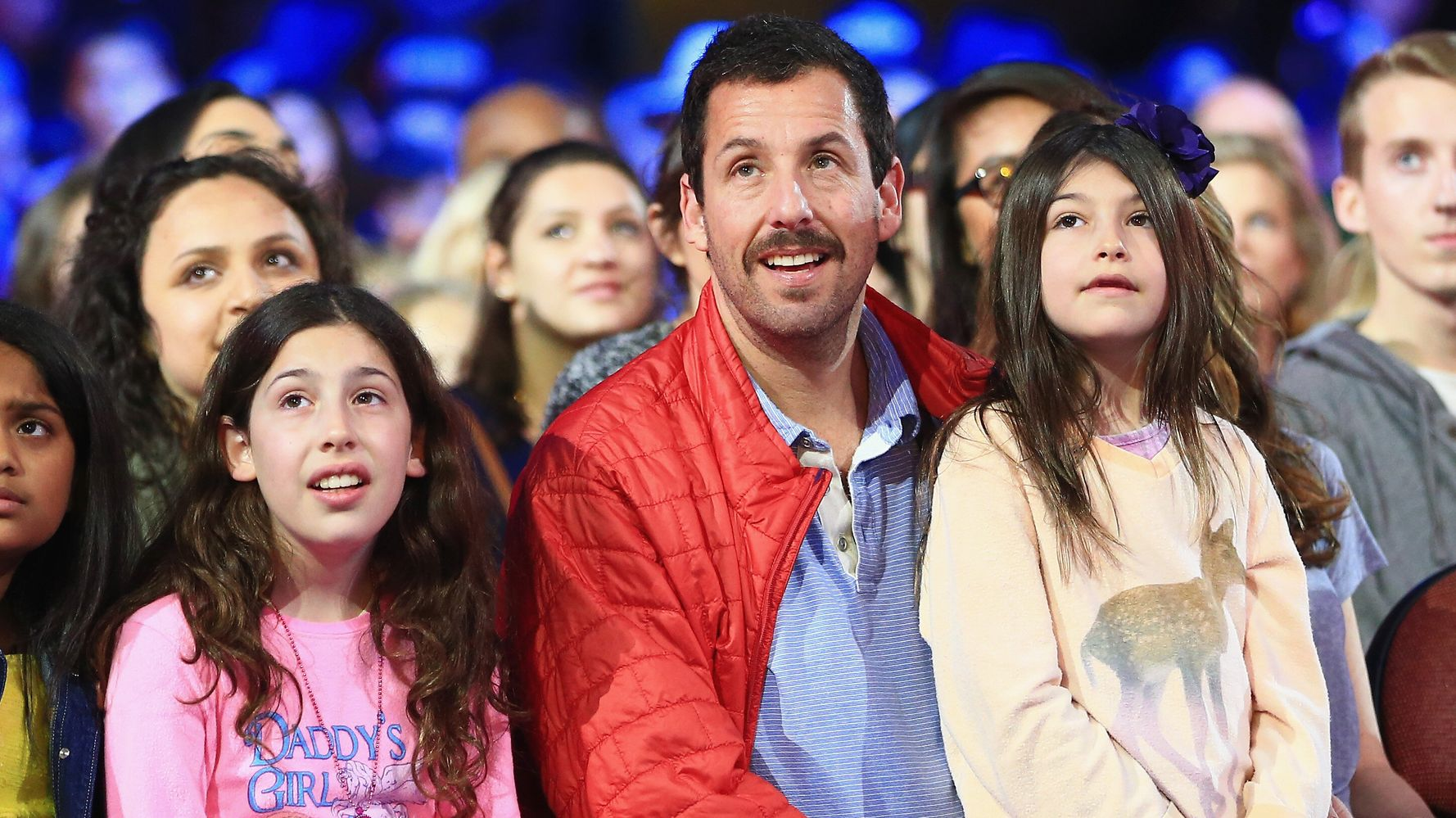 Funny And Earnest Parenting Quotes From Adam Sandler
