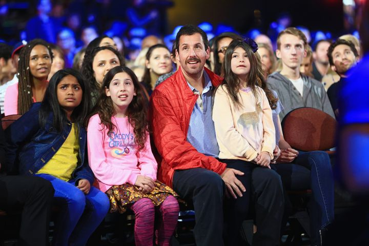 Funny And Earnest Parenting Quotes From Adam Sandler ...