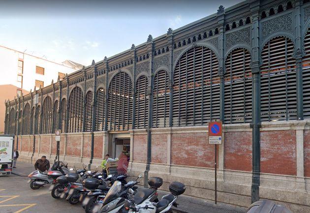 El Mercado Central de Atarazanas,