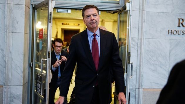 James Comey Won't Be Prosecuted For Leaking Trump Memos To