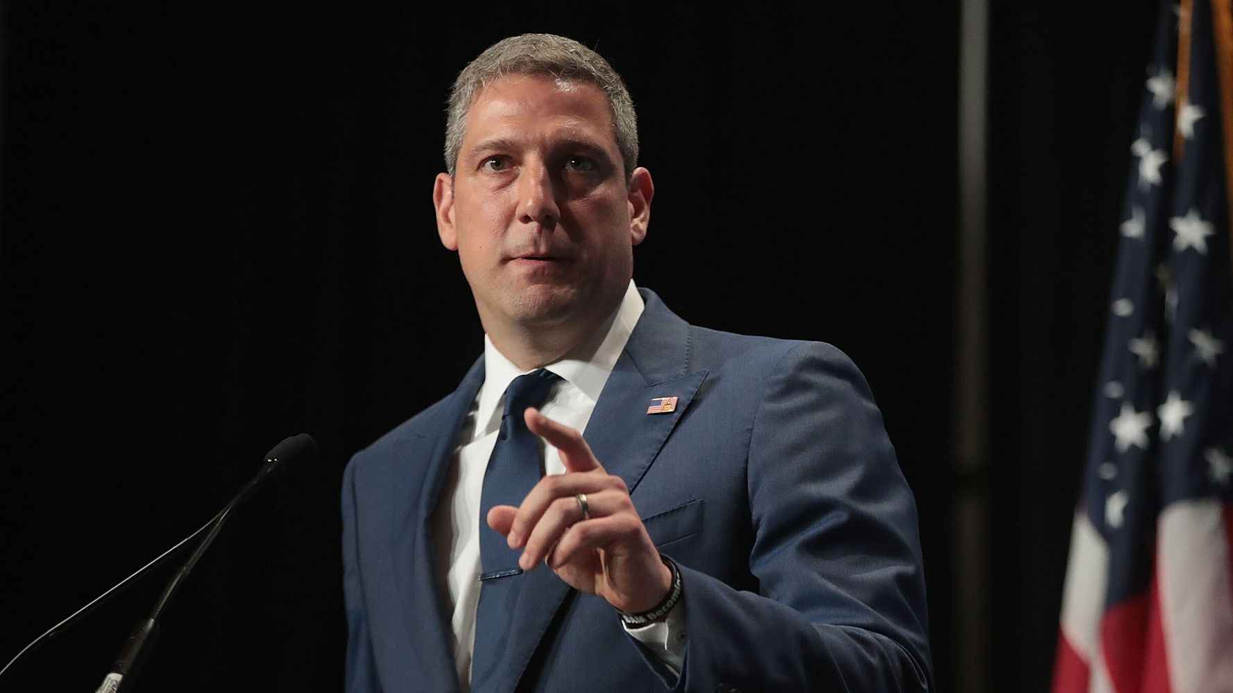 Westlake Legal Group 5d67e5a93c00004e0047bb91 Congressman Tim Ryan Drops Out Of 2020 Presidential Race