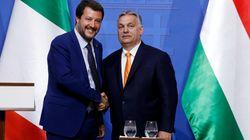Orban scrive una lettera a Salvini: