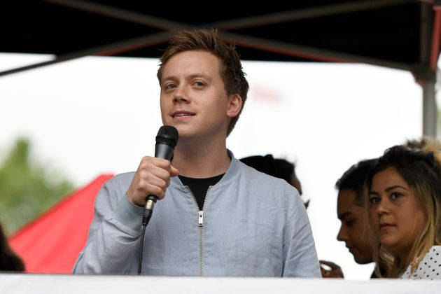 Owen Jones Attack: Three Men Arrested In Connection With Attack On Journalist
