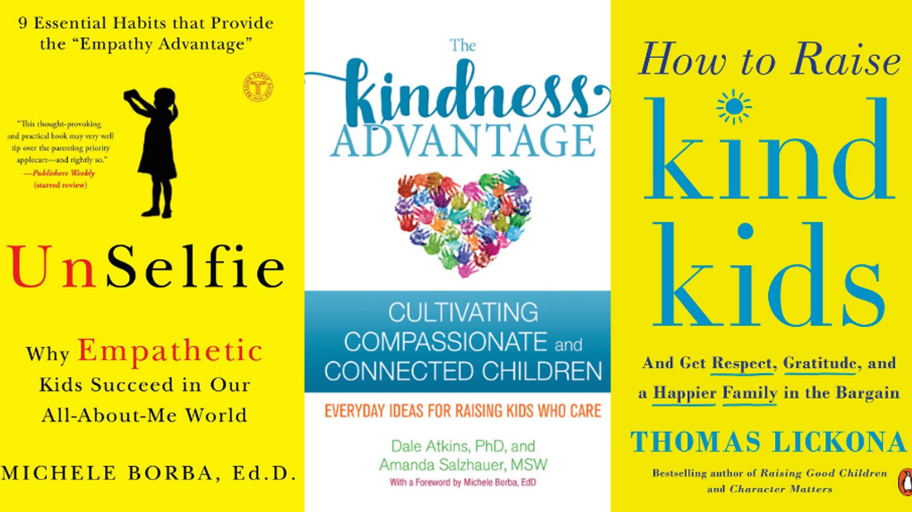 10 Books For Parents Who Want To Raise Kind Kids