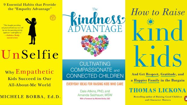 Kindness Parenting Books
