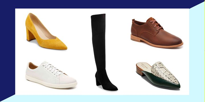 All the fall shoes to shop during the DSW Labor Day sale.