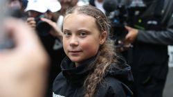 Greta Thunberg arriva a New York e