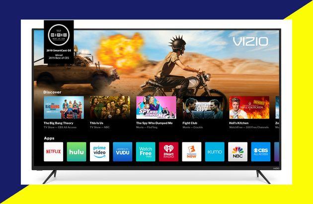 This Vizio 50-inch TV is $150 off this Labor