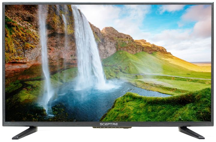 """This <a href=""""https://fave.co/2HxnQ2B"""" target=""""_blank"""" rel=""""noopener noreferrer"""">32-inch Sceptre TV is on sale at Walmart for $85</a> this Labor Day weekend."""
