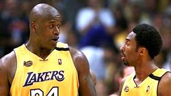 Shaquille O'Neal And Kobe Bryant Exchange Disses Like Old