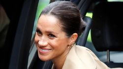 Watch Meghan Markle Sweetly Surprise Patrons Of Her New Charity