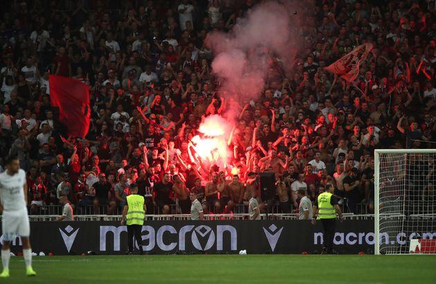 Le match Nice-OM mercredi 28 aoûtà l'Allianz