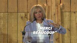 Brigitte Macron dit
