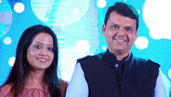 Devendra Fadnavis Pushed Police To Open Accounts In Axis Bank, Where Wife Is VP, Alleges