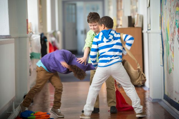 """""""Bullying is not a one-time event or a random act of mean behavior but rather a pervasive, ongoing..."""