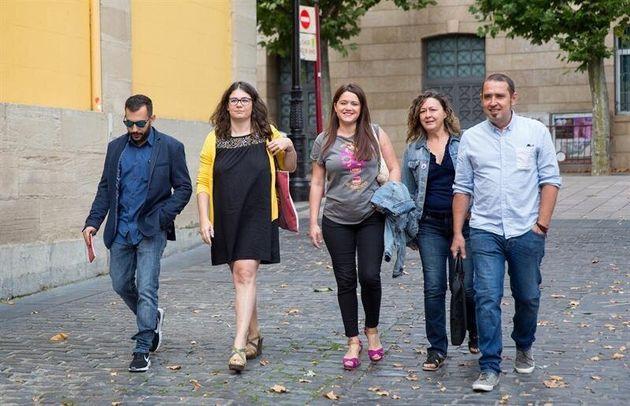 Podemos da por roto el acuerdo de Gobierno con el PSOE en La
