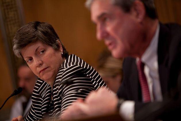 Uma política disse que Janet Napolitano era