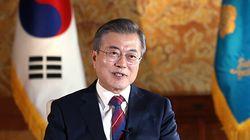 """문재인 대통령 """"김정은, 11월에 부산 오면 매우 의미 있을"""