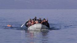 Λέσβος: 550 μετανάστες με 13 φουσκωτές λέμβους έφτασαν στο