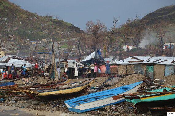 ハイチを襲ったハリケーン「マシュー」から1カ月 未だ爪痕残る現地を訪ねて
