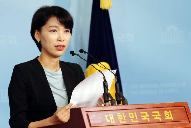 김정화 바른미래당