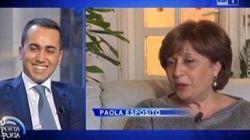 Mamma Di Maio preside a Pomigliano:
