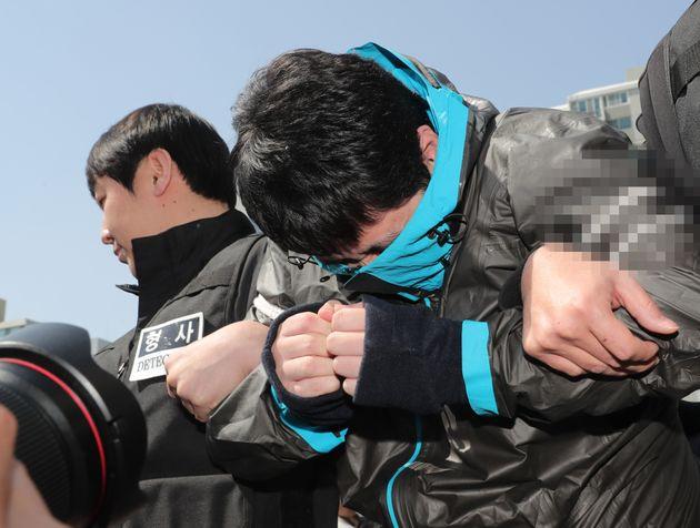 '이희진 부모 살해' 김다운에 사형이