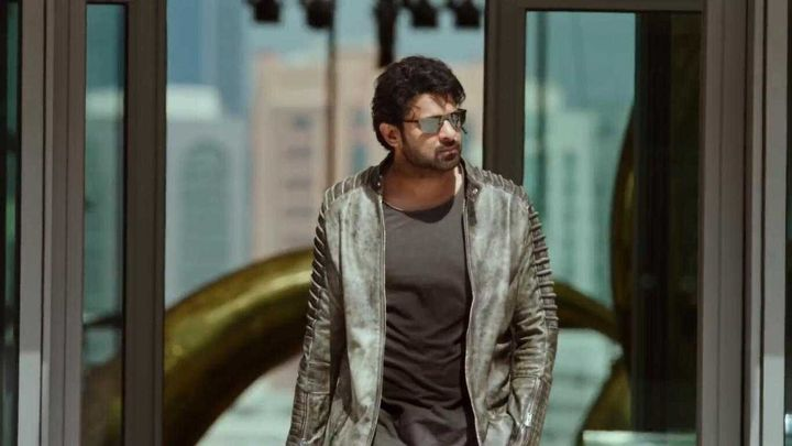 A still from Saaho