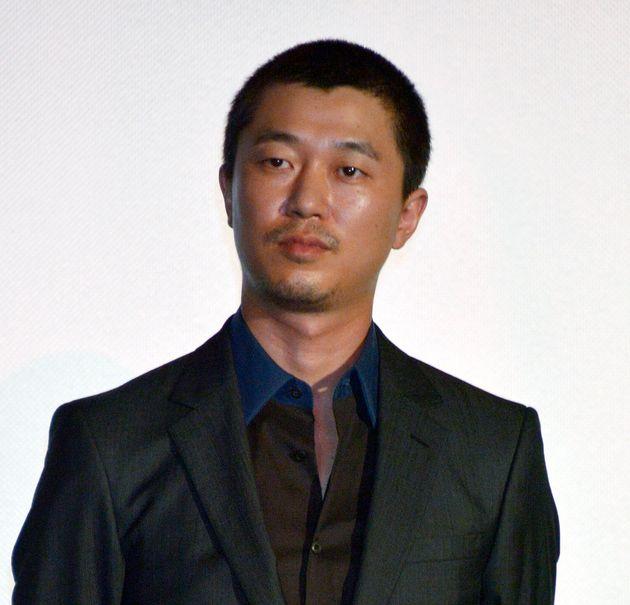 新井浩文被告(2012年7月撮影)