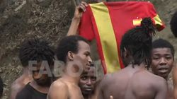 Plus de 150 migrants ont franchi la barrière de