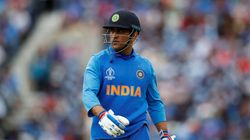 MSK Prasad On Why Dhoni Is Not In India Team For T20s Against South