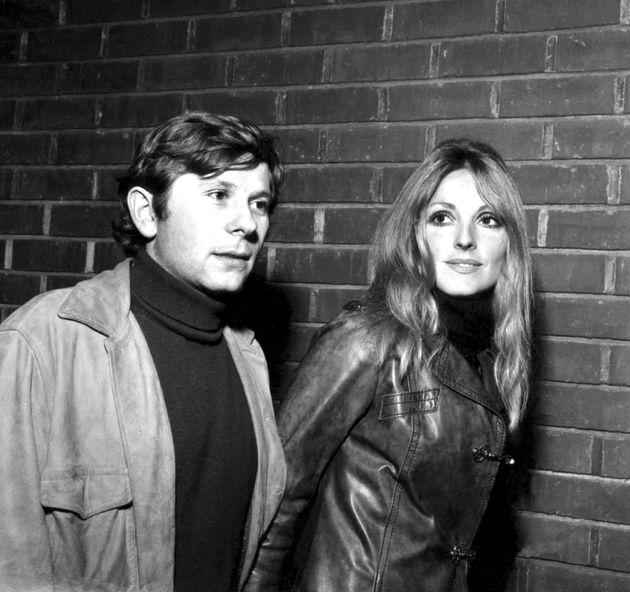 Roman Polanski And Sharon Tate. Credit: 1542980Globe Photos/MediaPunch /IPX