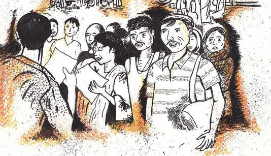 NRC Sketchbook: Ahead Of Deadline, One Final Rush For Inclusion In