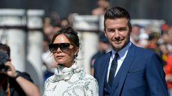 Victoria Beckham da otro uso al vestido de la boda de Pilar Rubio y Sergio