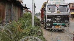 In Kashmir, Family Of Truck Driver 'Killed By A Stone' Waits For