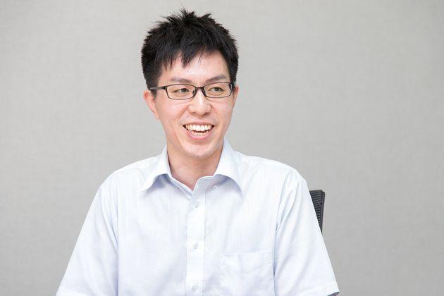 光成和貴さん 三菱ケミカル三重事業所製造2部技術室所属。プラントの技術検討をしているエンジニア