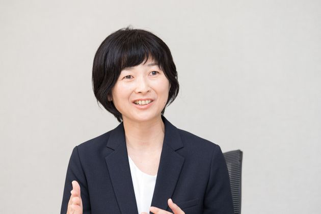 山川朋子さん 同Science & Innovation Center Organic Material