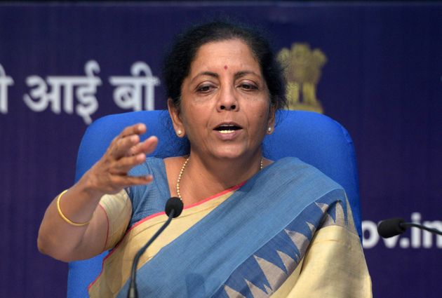 File image of Finance Minister Nirmala