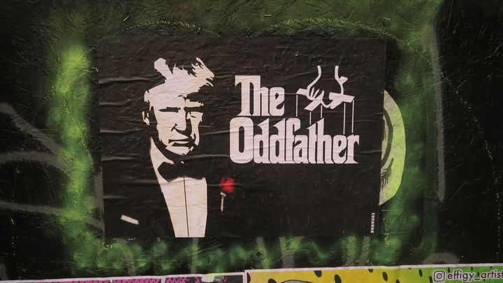 Street Artist SubDude Protests The Age Of Donald Trump With Posters