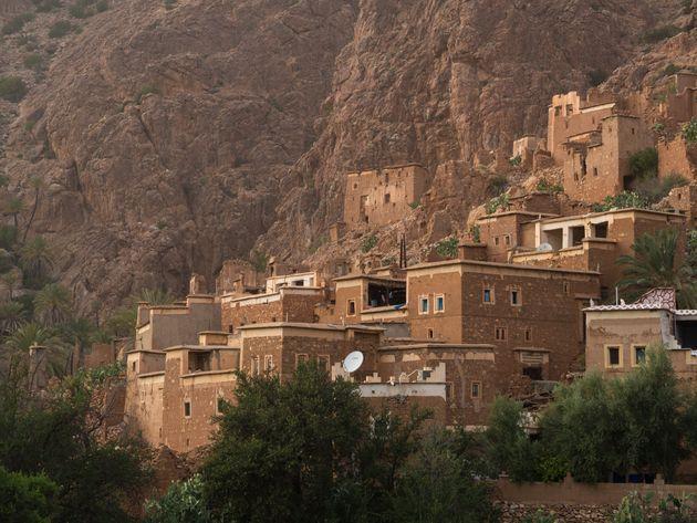 Photo Taken In Tafraout,
