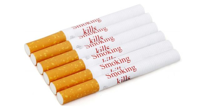 Smoking Kills Warnings Could Appear On Individual Cigarettes Within Five Years, Experts Claim