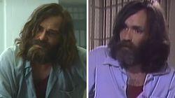 O impressionante vídeo que compara o Charles Manson real com o retratado na série