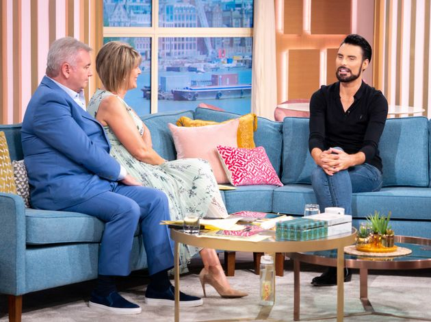 Rylan Reveals Supermarket Sweep Donated Fresh Products To