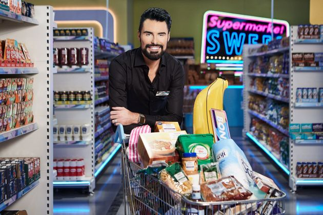 Rylan Reveals Supermarket Sweep Donated Fresh Products To Food Banks