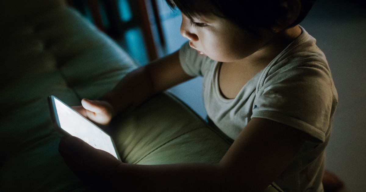 Smartphone et enfants: ce que dit la science