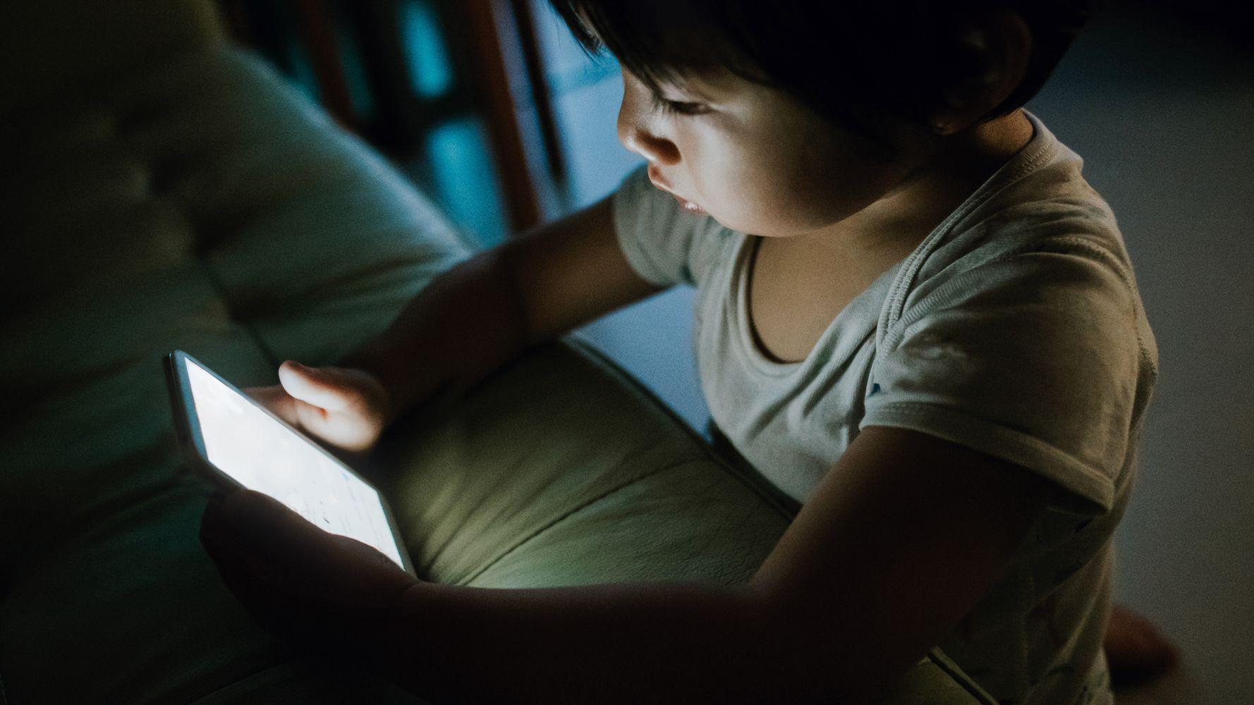 Ce que dit la science des effets du smartphone sur les enfants